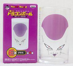 Dragon Ball Z Glass Freeza Head Banpresto JAPAN ANIME MANGA