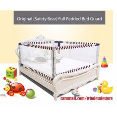 ( Original Safety Bear Brand ) Baby Bed Guard In playpen style  sc 1 st  Pinterest & Lindam Safe and Secure Playpen | Babies Kid and Baby kids
