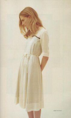 feminine pretty fashion | orla kiely