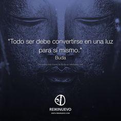 Convertirte en luz (Buda) http://reikinuevo.com/convertirte-en-luz-buda/
