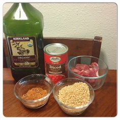 ... In My Kitchen: Djibouti: Skoudehkaris (Lamb Stew), Laxoox (Flatbr