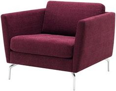 Osaka Chair in Marsala- Pantone Color of the Year 2015 #BoConceptMIA #Pantone