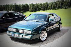 VW Corrado. beautiful car. dreams.