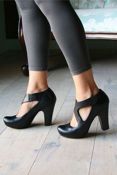 so cute... sturdy enough heel for me, specifically