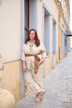 Plus Size Kleidung, Duster Coat, Style, Fashion, Sustainable Fashion, Sustainability, Curvy Women, Fashion Plus Sizes, Linen Fabric