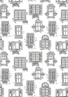 Trendy House Sketch Drawing Coloring Drawing Tips house drawing Doodle Drawings, Doodle Art, Drawing Sketches, Drawing Tips, Window Drawings, Book Drawing, Drawing Room, Drawing Art, Pencil Drawings