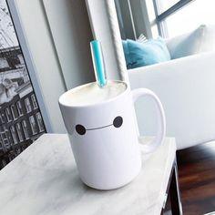 Baymax mug!!!