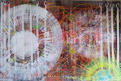 NEUTRINOS & BOSON 1 Artist Kay Quattrocchi