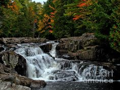 Crystal Falls, Crystall New Hampshire