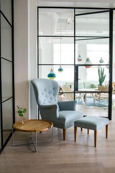 New showroom in New York's Flatiron District by Carl Hansen & Søn - CAANdesign | Architecture and home design blog