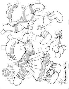 Raggedy Ann & Andy by Peck -Aubry - DollsDoOldDays - Picasa Webalbum