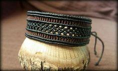 Macrame earthy bracelet...