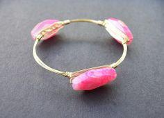 Love, Poppy Bangle- Pink – Pretty Pants