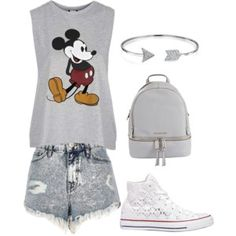 Back to school outfit #1