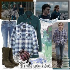 """Outfit inspiration """"Ron Leaves."""" by alittlebelle on Polyvore"""