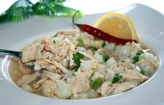 Recipe of the Day: Red Chicken Posole