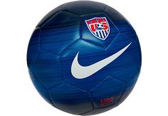 Nike USA Prestige Soccer Ball - Red and Blue...shop at SoccerPro today.