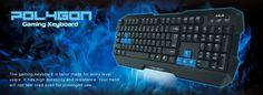 Bàn phím game thủ E-Blue EKM075Pro
