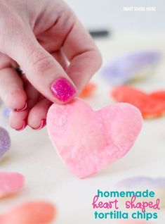 DIY Heart Shaped Tor