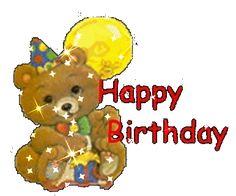 ευχες για γενεθλια - Αναζήτηση Google Birthdays, Happy Birthday, Teddy Bear, Christmas Ornaments, Holiday Decor, Google, Quotes, Gifts, Anniversaries