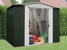 custom sheds home depot