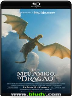 Meu Amigo, O Dragão AV-FAM-FAN (2016) 1H 43Min  Titulo Original: Pete's Dragon  D 2016/12 - MN /10 (No Pin it)