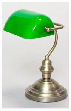 Notarislamp 'Classic' 69 euro bij Axeswar