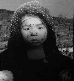 Hiroshima child http://pinterest.com/cesdem/hiroshima/