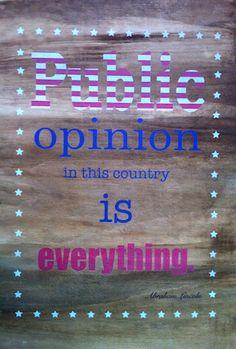 """Public Opinion"" political print on wood Public Opinion, Wood Print, Art Work, Behavior, Politics, Prints, Advertising, Artwork, Behance"