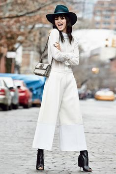 culottes, Kendall Jenner