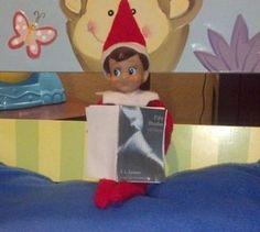 Elf on the Shelf Fails....bahaha freaking love it!