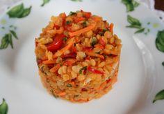 Ratatouille, Risotto, Chili, Grains, Ethnic Recipes, Food, Chile, Essen, Meals
