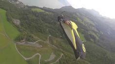 Stunning Wingsuit Proximity Flying | The Crack | Sputnik