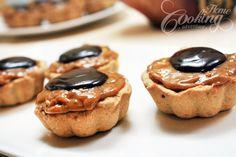Walnut Caramel Mini Tarts