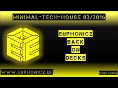 Euphonicz – Minimal-Tech-House 2016 Set by Aditronic Trcklist: Citizen Kain – Twister (Original Mix) Pirupa – Blu (Original Mix) Tube&Berger – C. Set 2016, Tech House, Minimalism, Deck, Front Porches, Decks, Decor