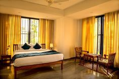 Vineyard Near Indraprastha Hall, Nashik Best Budget, India, Curtains, Bed, Vineyard, Room, Hotels, House, Furniture