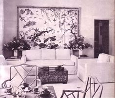 Billy Baldwin, House & Garden 1962