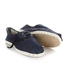 ESPADRILLES at INDUSTRY OF ALL NATIONS™ in DENIM in 6W, 7W, 8W/7M, 9W/8M, 10W/9M, 10M, 11M, 12M