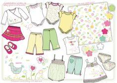 Babywear by Sarah Wadey at Coroflot.com