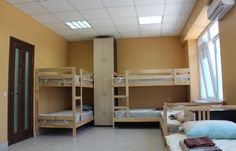 Hostel Solnechniy Hurzuf Offering free WiFi, Hostel Kak Doma offers accommodation in Hurzuf, 500 metres from the Black Sea coast.  The rooms come with shared bathroom facilities.
