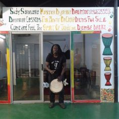 Come and feel the spirit of Djembe!!Djembe Drum Group LessonEvery Thursday 6.45 - 8pmR80 per person - Get there early as space is limitedCall, email or whatsapp to confirm booking.Contact: 0790625593 or 0829281870sidysangare01@gmail.comveeveezee@gmail.comAfrica Mall2nd Floor98 Long StreetCape Town