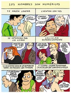 MAITENA Buen Humor, Chiste Meme, Comic Strips, Jokes, Female Humor, Funny Images, Hilarious Pictures, Chistes, Being A Woman