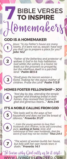 Why Women and Homemaking | Homemaking Tips | Workers at Home | Encouragement for Homemakers | Bible Verses About Homemaking