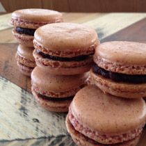 Le Dix-Sept's Parisienne-style macarons would make the perfect Mother's Day, hostess or birthday gift.
