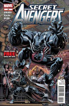 Secret Avengers # 30 by Arthur Adams