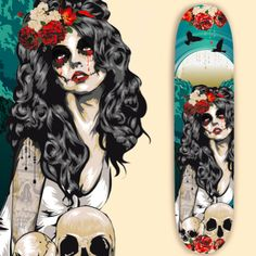 My first skateboard design. yeee boi