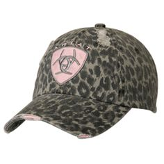 440329ad73056 Ariat Cheetah Hat from HSS Pendleton Hat