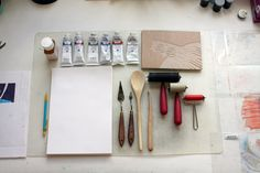 Lino & Stamps