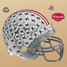 Ohio State Buckeyes Helmet, Fathead #potterybarnteen