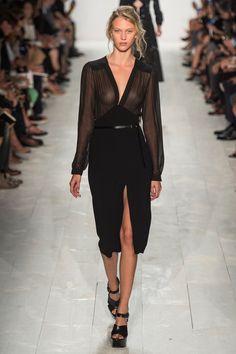 Michael Kors Primavera 2014 Ready-to-Wear Presentación Colección de Style.com